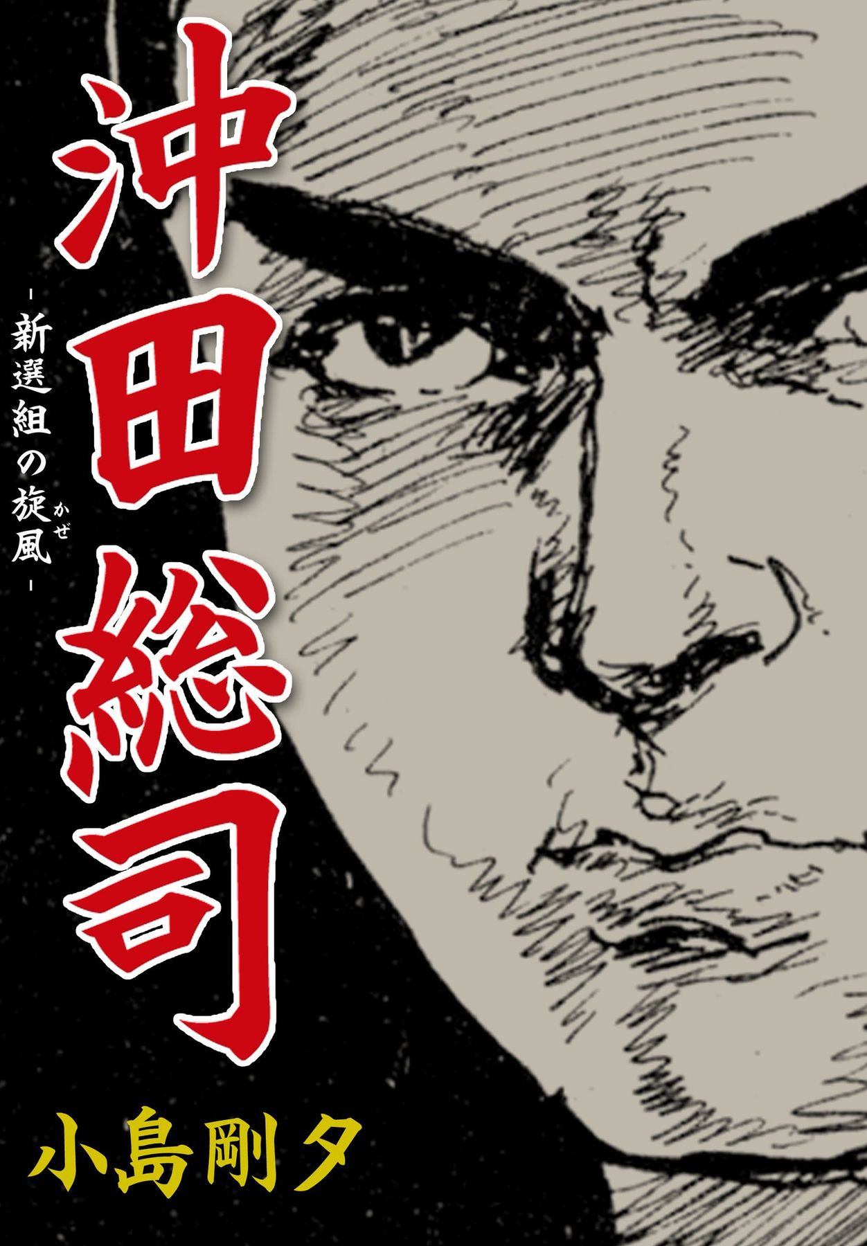 沖田総司 新選組の旋風(第1巻)