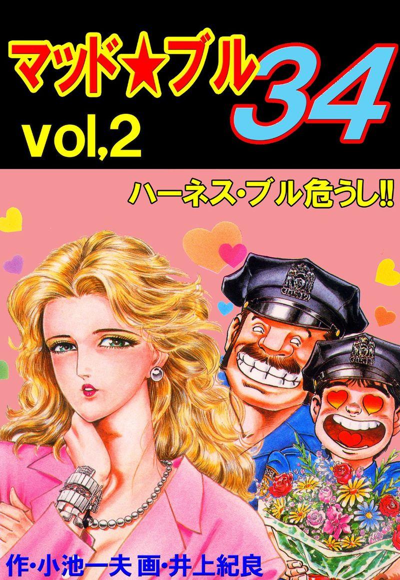 マッド★ブル34(第2巻)