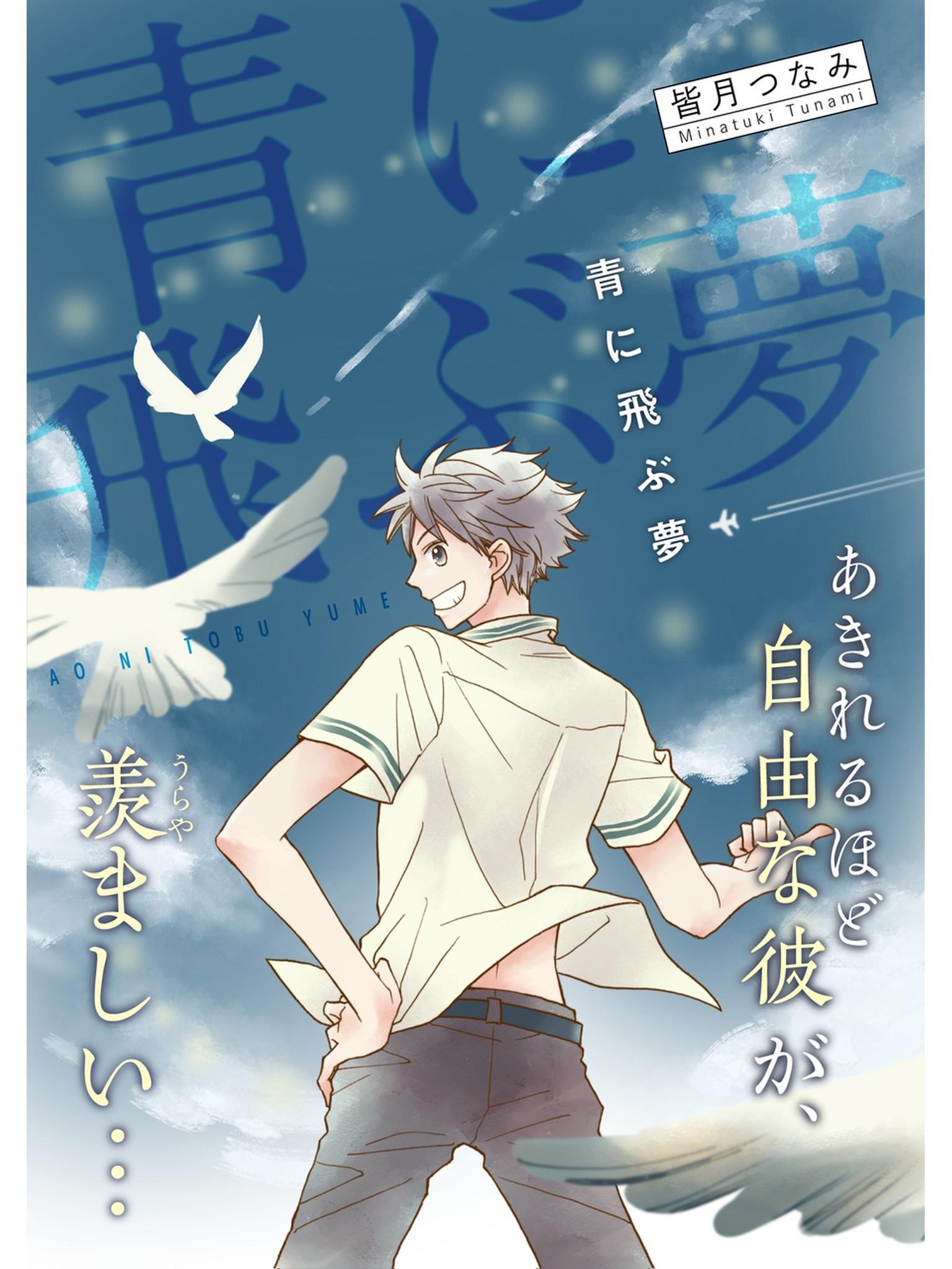 青に飛ぶ夢(第1巻)