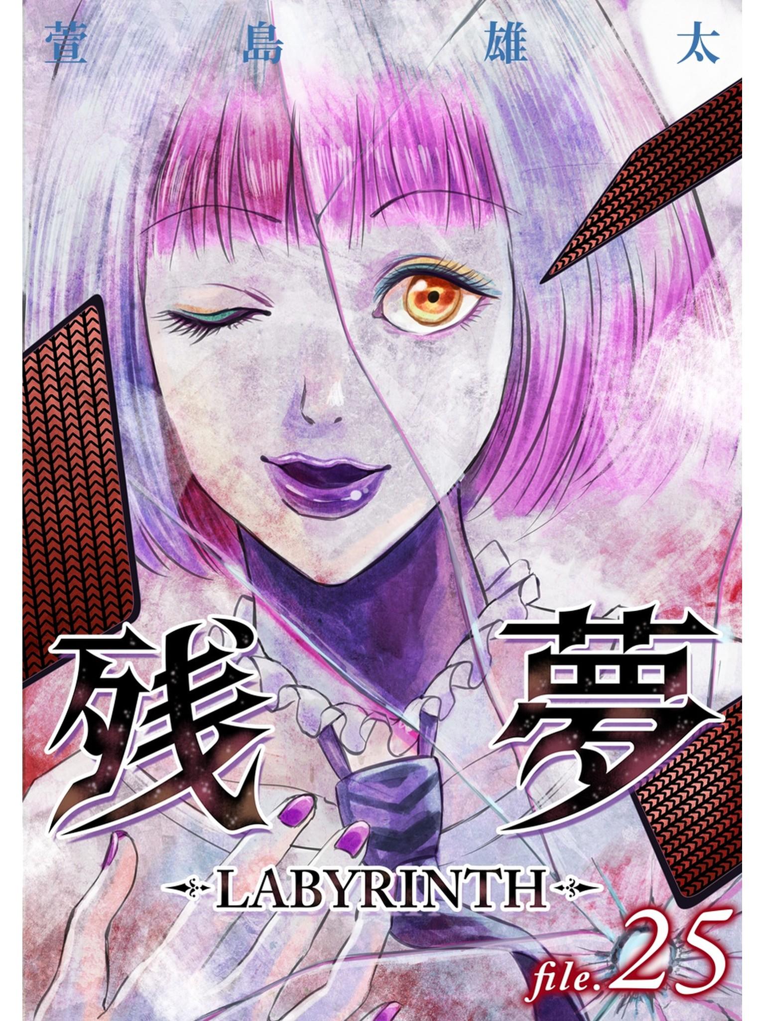 残夢 -LABYRINTH-(第25巻)