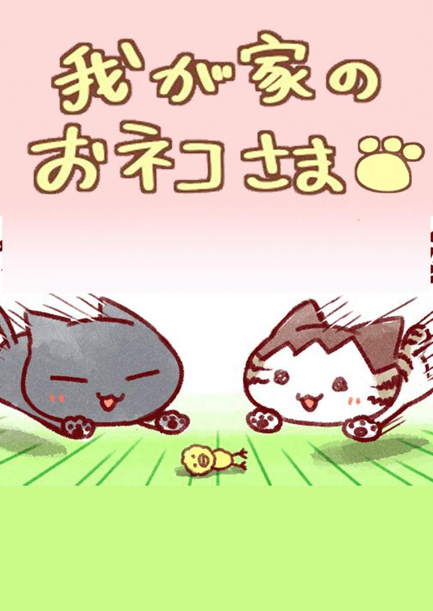 我が家のおネコ様(第1巻)